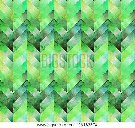 Abstract watercolor seamless pattern