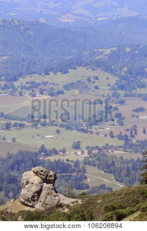 Hike in Sonoma County
