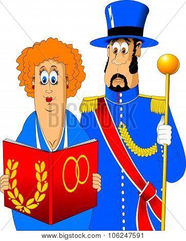 Registrar Weddings And Doorman