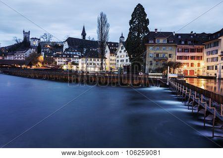 Lucerne Architecture