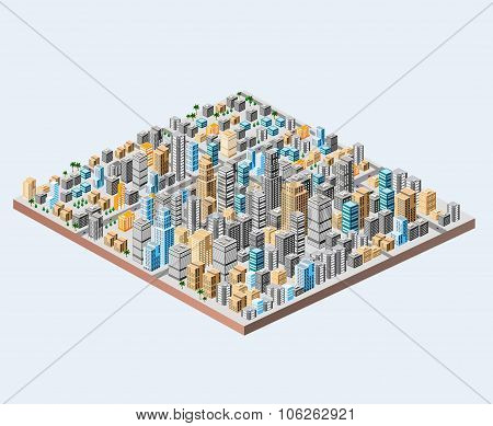 Big isometric