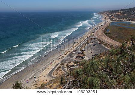 Torrey Pines State Beach, San Diego, CA