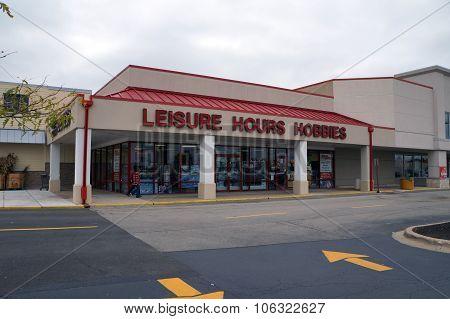 Leisure Hours Hobbies