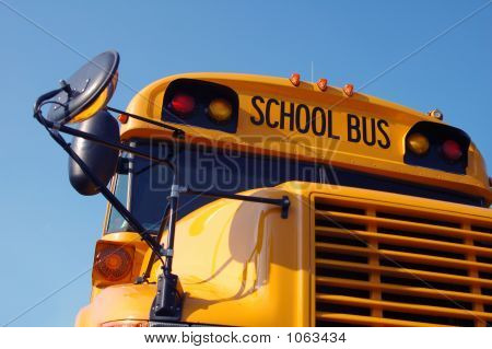 School Bus Horizontal