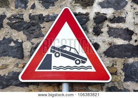 Danger Signal In The Harbor