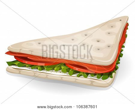Swedish Sandwich Icon