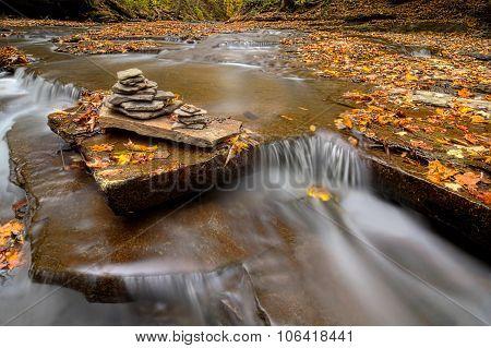 Waterfall Cairn