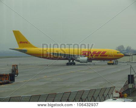 Dhl Aircraft