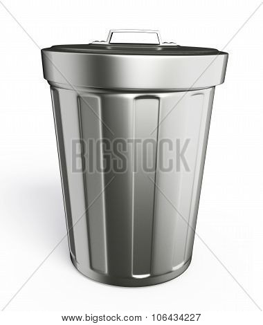 Dustbin Illustration