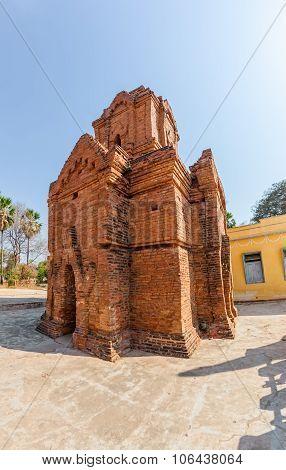 Measurement temple