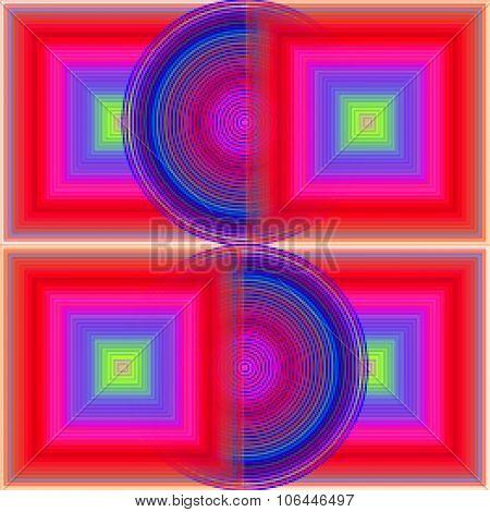 Blur pixel