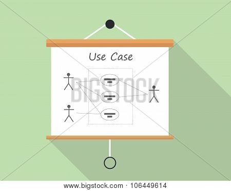 uml unified modelling language use case diagram