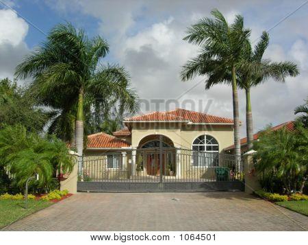 Mediterranean House 1