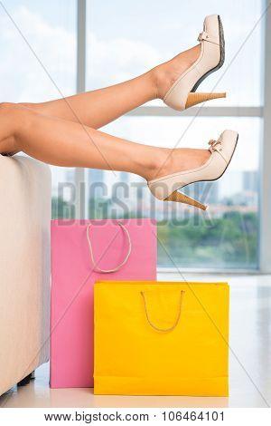 Tiresome Shopping