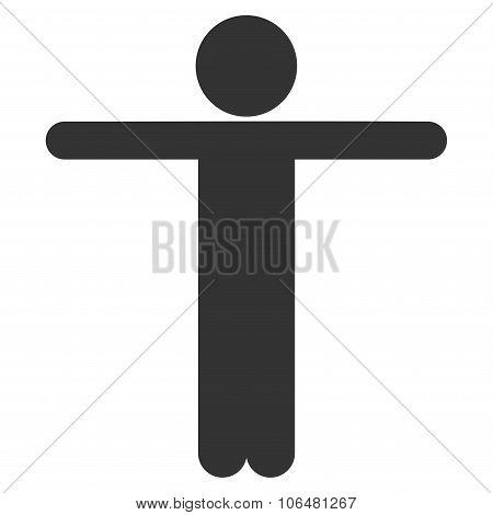 Child Scarescrow Icon