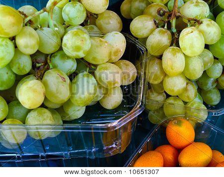 Grapes And Kumquats