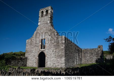 Mellifont Abbey, Drogheda, County Louth, Irland