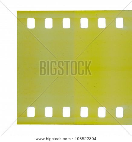 Retro Look A Film Isolated