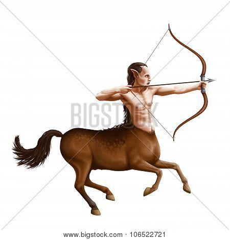 Illustration - Centaur