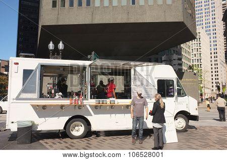 Clover Taqueria Food Truck