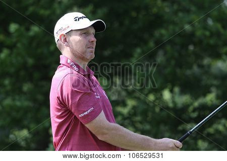 Stephen Gallacher (sco) At  The Golf French Open 2015