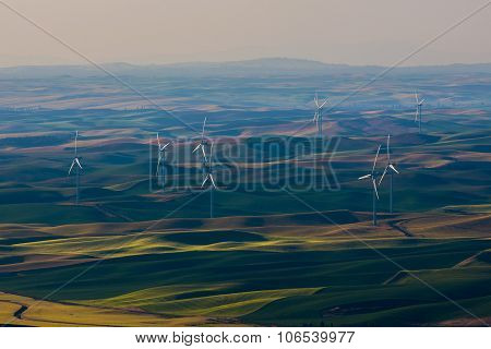Palouse Wind Farm