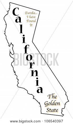 California State Motto And Slogan