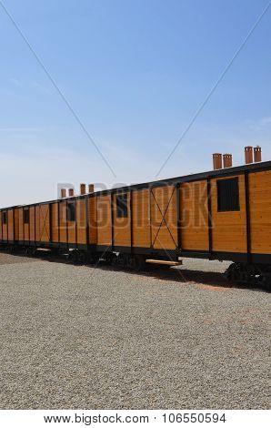 Woden, Vintage Train