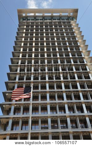 New City Hall building in Richmond, Virginia