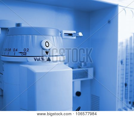 Hospital Equipment In The Icu