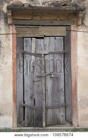 The Old Wooden Door, Background