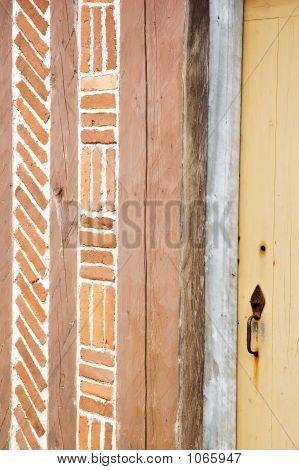 Door In Louisbourg