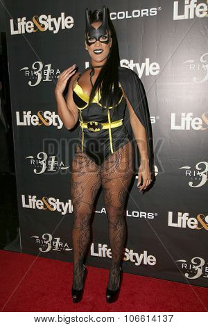 LOS ANGELES - OCT 29:  Natalie Nunn at the Life & Style Weekly's
