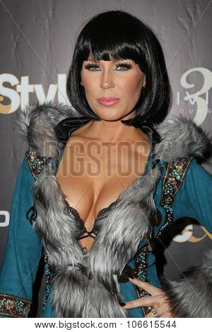 LOS ANGELES - OCT 29:  Gretchen Rossi at the Life & Style Weekly's