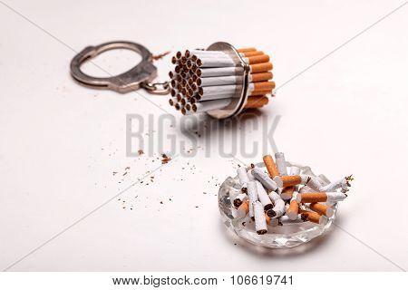 I am a prisoner of this bad habit