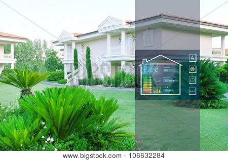 Smart energy controller or remote home control online