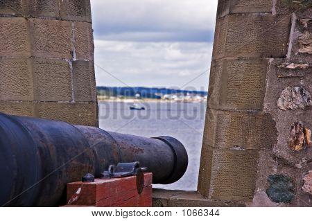 Louisbourg Cannon