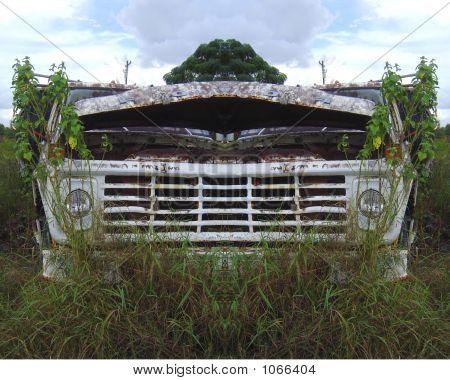 Caminhão duplo
