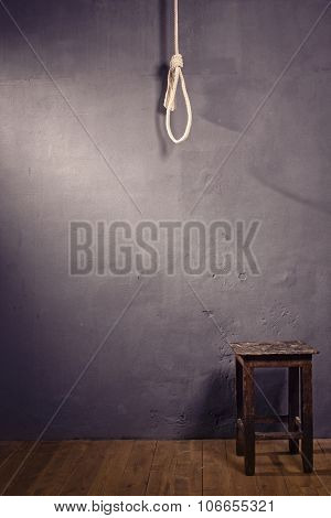 Hangman Noose With Loops