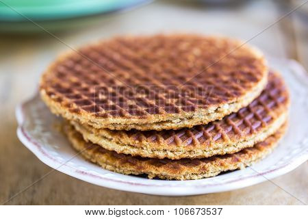 Stroopwafels By Coffee