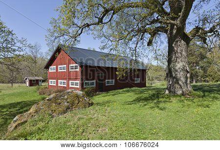 MALARDALEN, SWEDEN ON MAY 13