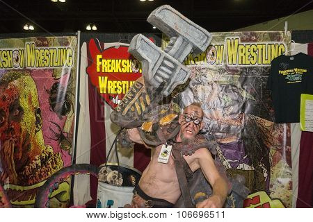 Freakshow Fighter