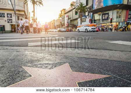 Hollywood Boulevard, Los Angeles