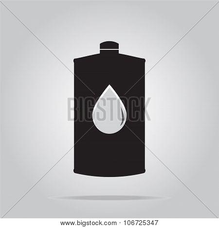 Lubricant Icon