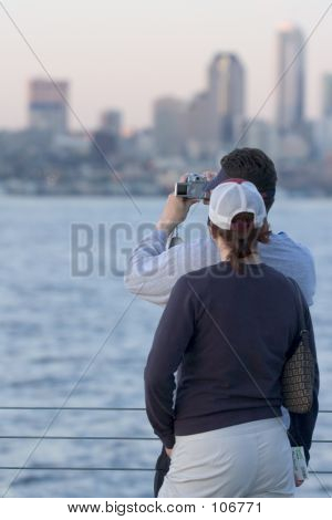 Looking At Seatle