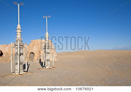Place Ong Jemel, Tunisia