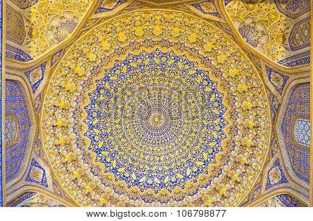 The Golden Cupola