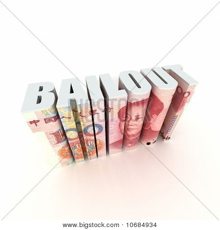 China Economic Bailout