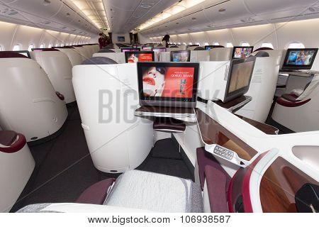 Airbus A380 Interior
