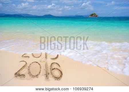 2016 Sand Beach